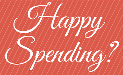 Happy spending?