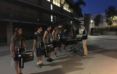 Drumming into the drumline season