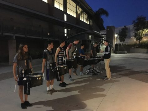 Choral department shines at Night with the Stars