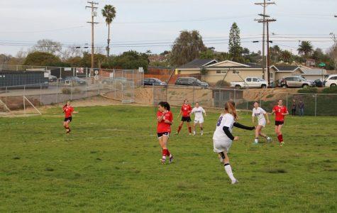 Girls soccer takes team bonding to the next level