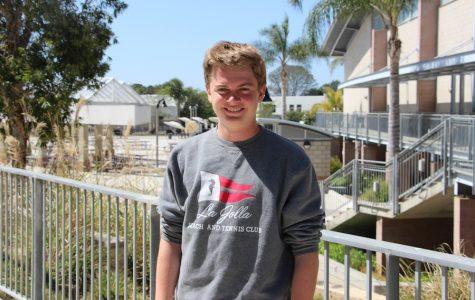 FEATURED ATHLETE: Chad Hamner, tennis