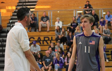Returners anchor boys varsity volleyball season
