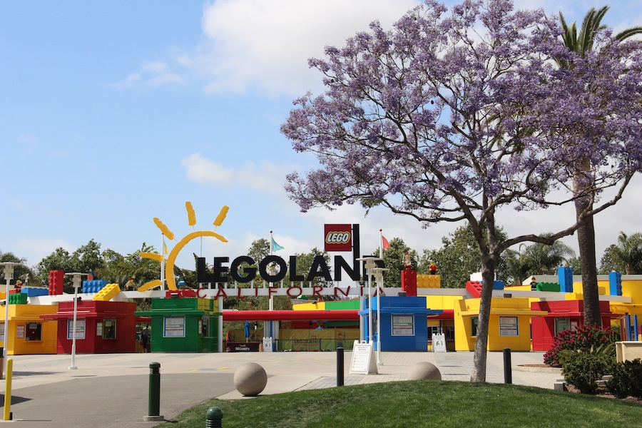 Everything is awesome at Legoland