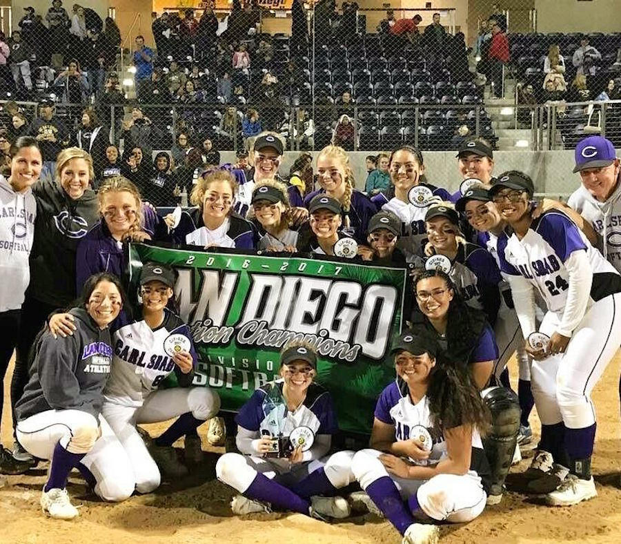 Softball slides into CIF championship