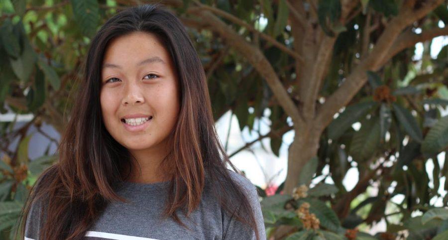 Chloe Tran, 11