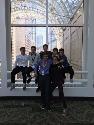 CHSTV students travel up the coast to Seattle