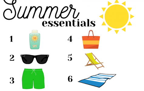 Five things everyone needs this summer
