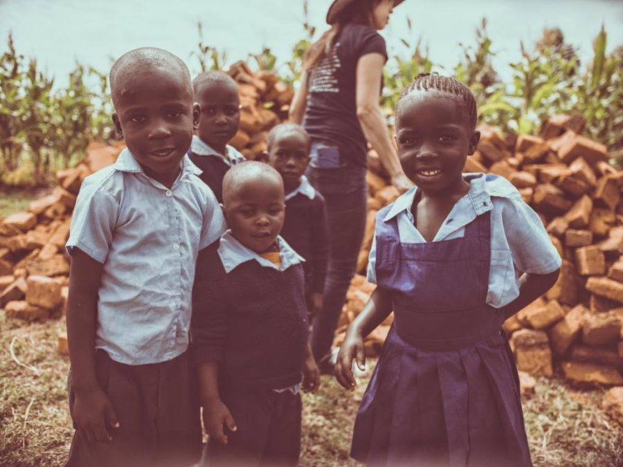 Changing lives through Kids for Peace