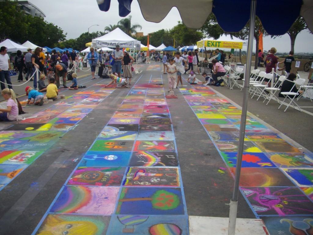 Art culture blossoms at annual ArtSplash