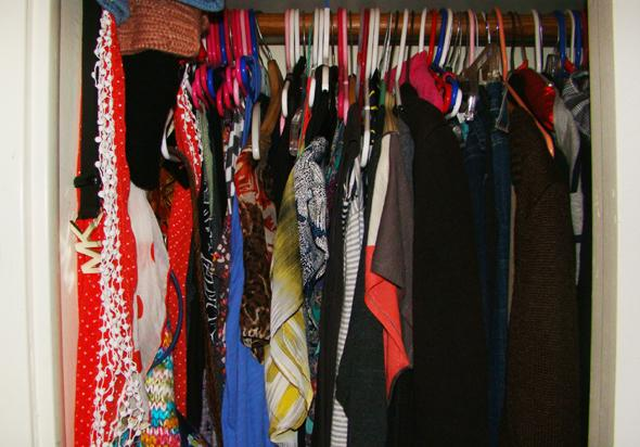 Energize your closet