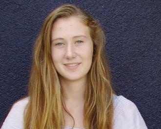 Jackie Dister, Sophomore