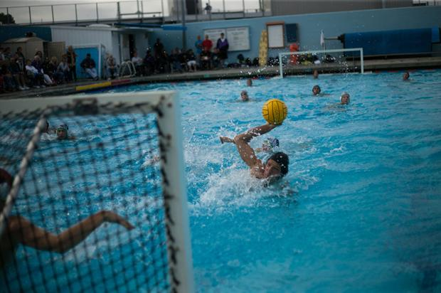 LCC comeback attempt not enough to overtake varsity water polo