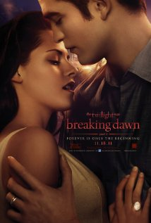 Breaking Dawn marks a new day for the Twilight Saga