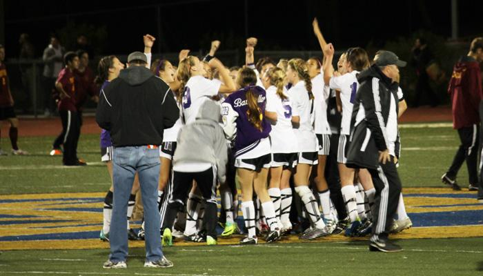 Girls soccer brings home first ever CIF title