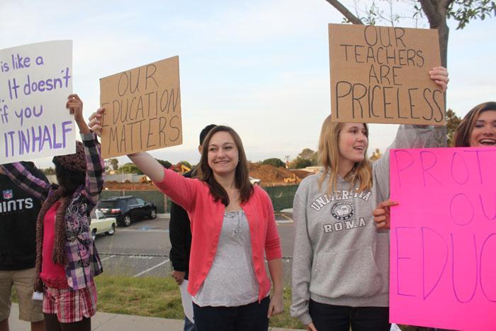 Budget cuts plague Carlsbad students