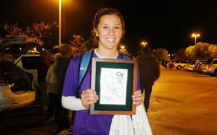 McKenna Tollack's talent takes her across the country and beyond high school