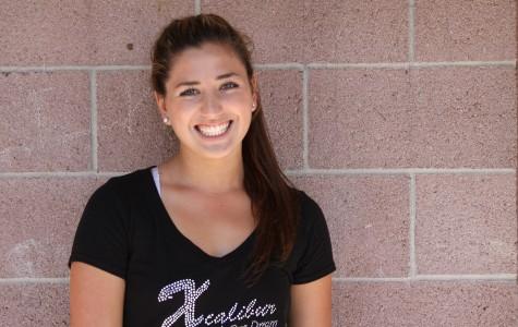 Brittany Garcia, Senior
