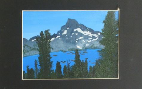 Artist: Harper Moore Medium: Acrylic Paint Art Course: Art 1