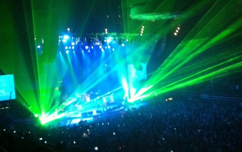 The Killers close the show at 91X's Wrex the Halls.