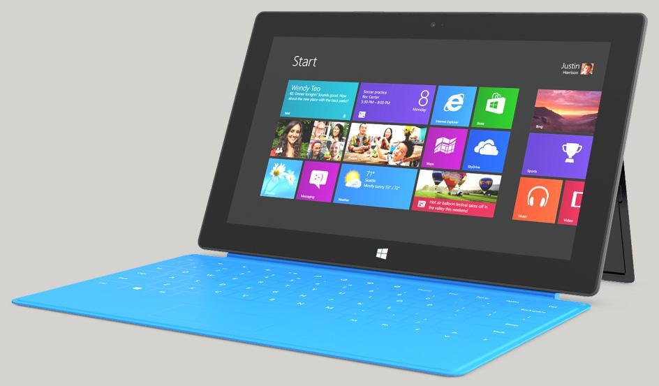 Microsoft+Surface+hits+store+shelves+