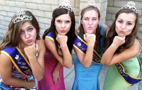 Teens take on Miss Teen Carlsbad Pageant