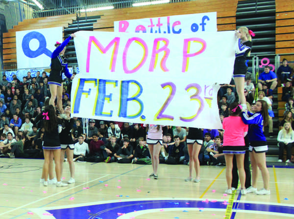 At the Battle of the Sexes assembly, ASB announced the date for Morp: Saturday, February 23rd. The theme for Morp will be: in a galaxy far, far away.