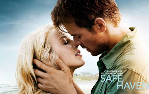 'Safe Haven' hits the big screen