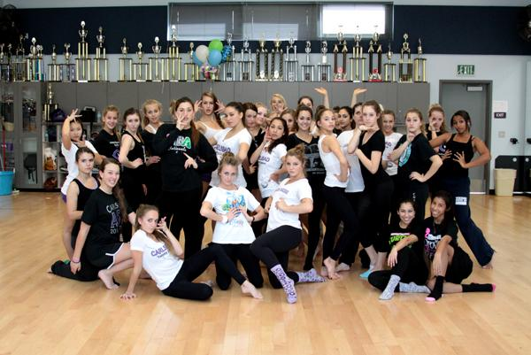Xcalibur has been working very hard for their up and coming Dance Extreme. They will be showing off all their new dances and skills that they have learned this year.