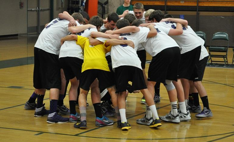 This+week%2C+the+varsity+volleyball+team+took+on+LCC+at+an+away+game.+Before+each+game%2C+the+team+gathers+together+for+a+pep+talk+and+enthusiastic+cheer.++Chs+lost+3-1+in+four+sets.