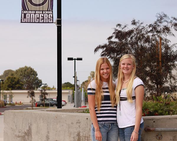 Courtney Benner and Kari Fiske recently won the ASB presidential elections for next year.