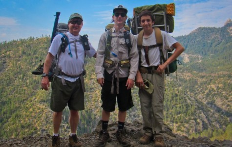 Junior Taylor Team trains to climb Mount Whitney this May.