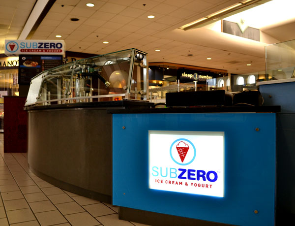 Sub Zero more of a zero