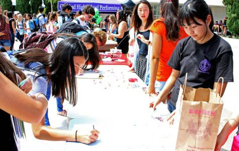Club fair celebrates student involvement