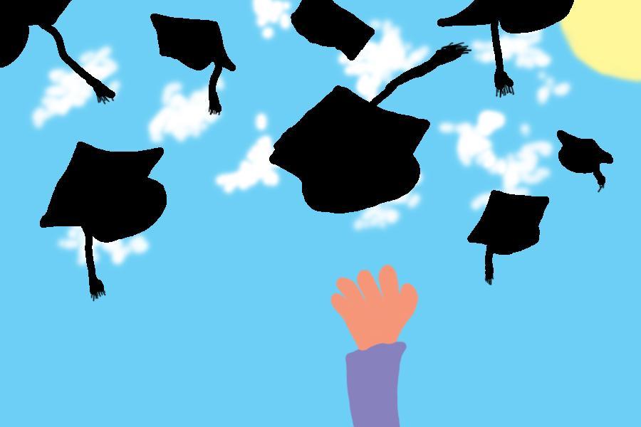 Graduation just got harder