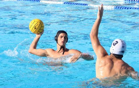 Owen Asalone, water polo