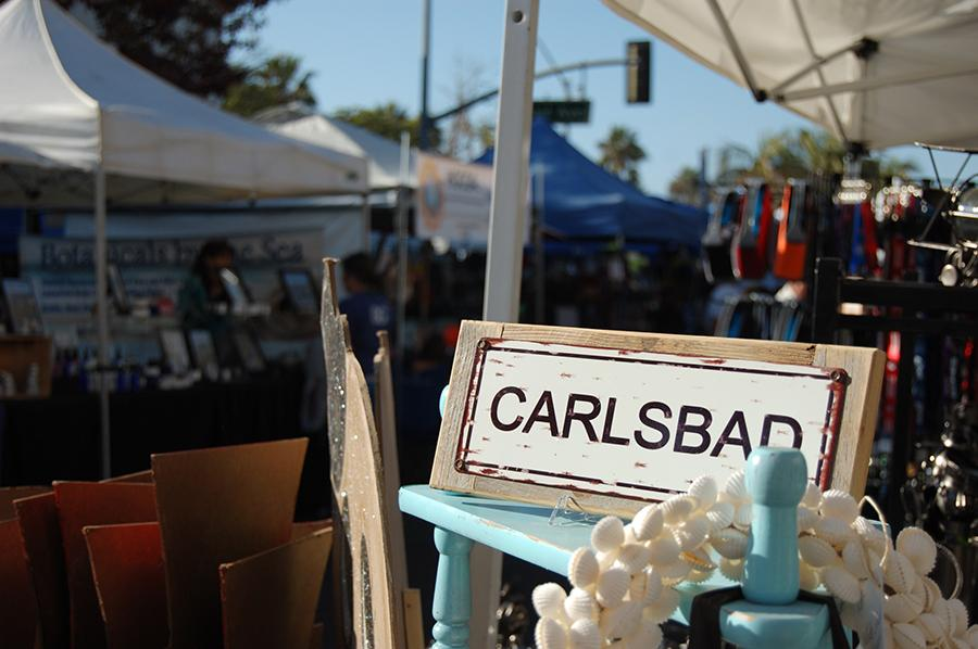 This+year%27s+Carlsbad+Street+Fair+celebrated+its+40th+anniversary.++Close+to+900+vendors+filled+the+streets+for+people+to+browse+and+enjoy.+