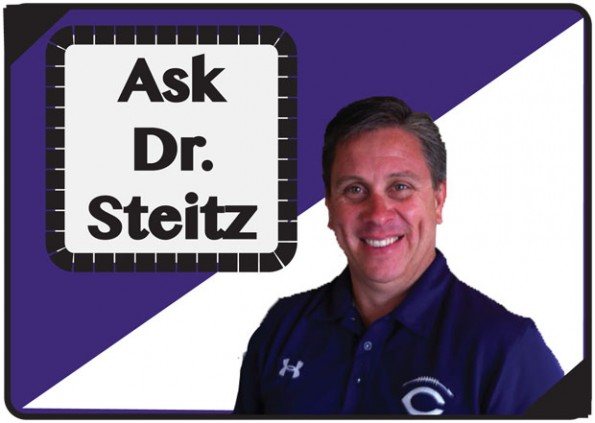 Podcast: Ask Dr. Steitz- October