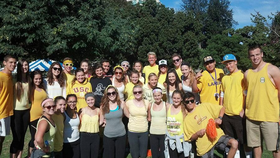 ASB+sports+yellow+at+the+Save+a+Life+San+Diego+walk.++Save+a+Life+San+Diego%27s+mission+is+to+raise+awareness+about+suicide+and+how+to+prevent+it.+