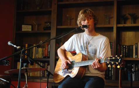 Carlsbad's rising musician, Cody Lovaas,  can be seen performing in coffee shops such as Jitters. Cody is only 15-years old but already has developed a major fan base and was recently featured in