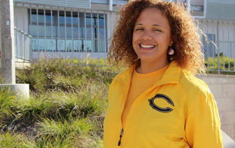 Monique Ferreira is one of the familiar faces seen  around the campus. She grew up in Rio De Janeiro and overcame many struggles while moving to America. She currently works as a campus security guard and mother to her three children.