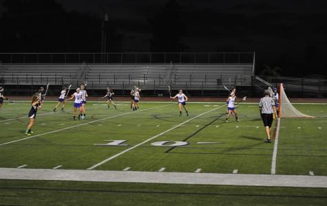 Girls varsity lacrosse conquers Del Norte