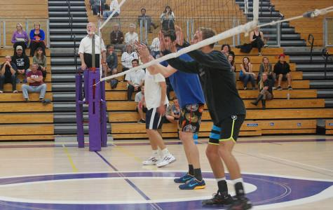 On Friday March 7, boys varsity volleyball plays a game against alumni . There is an alumni game every year on the first friday of March.