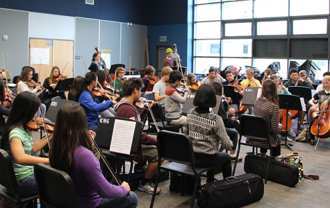 Band and Orchestra perform at SCSBOA