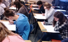 Mock AP test prepares students