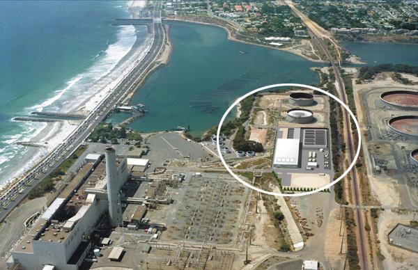 Carlsbad desalinates the water issue