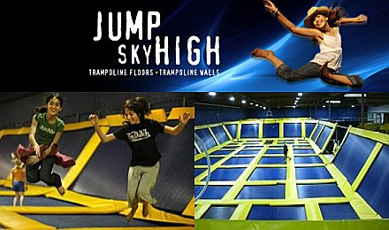 For hours and pricing at Sky High, log onto jumpskyhigh.com.