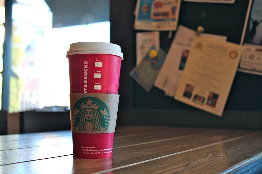 With Halloween over, the upcoming winter season brings the excitement of Starbucks coveted and savory holiday drinks.  Some of the holiday classics include Peppermint Mocha, Gingerbread Latte, and Pumpkin Spice Latte.