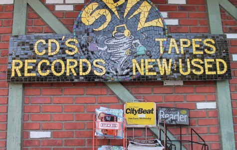 Spin Records is a local record shop owned by Ken Kosta. Records are becoming increasingly popular again, causing a boom in business for people like Kosta.