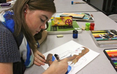 Art Club seeks a colorful start for the new year