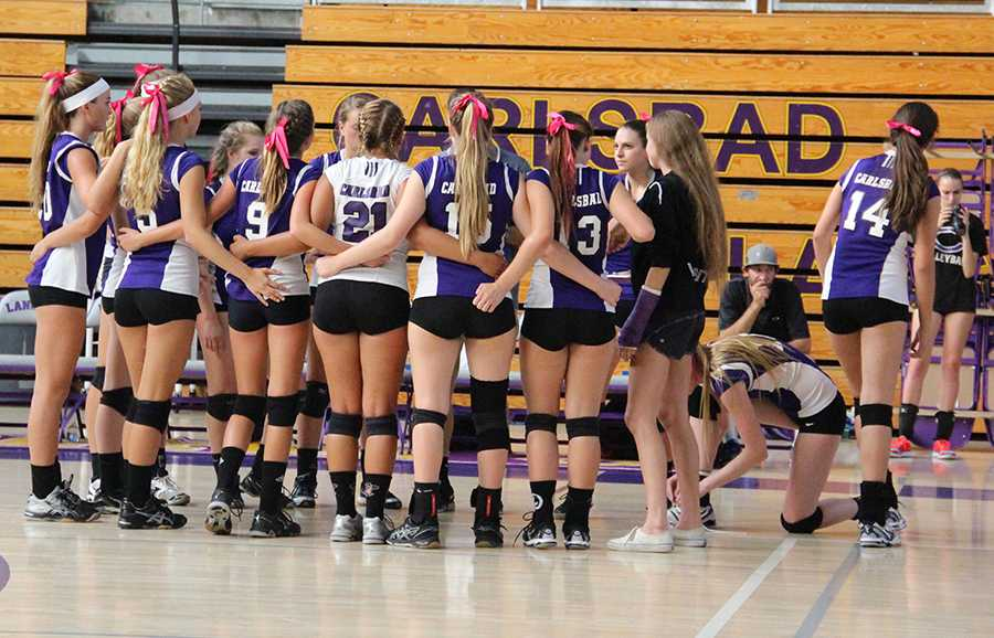 Carlsbad volleyball defeated El Camino on Thursday to increase their record to 3-1 for the season.